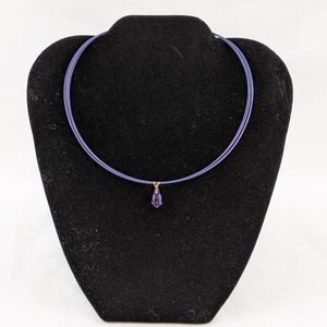 Jewelry - Amethyst Pendant and Necklace Set